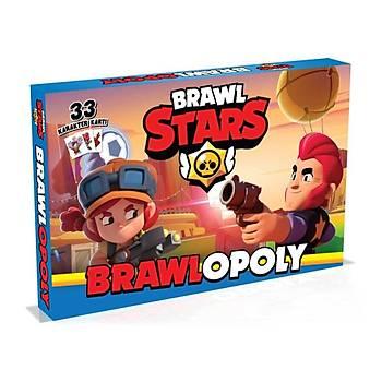 BRAWL STARS BRAWLOPOLY