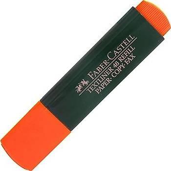FABER CASTELL TEXTLINER 48 REFILL TURUNCU