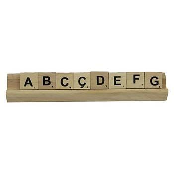 Redka, Ahþap Kelime Oyunu, Kelime Üretme Oyunu, Kelime Avý