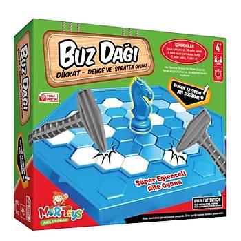 Mortoys, Buz Daðý, Son Kale Oyunu, Buz Tuzaðý Oyunu, Buz Kýrma,  Denge ve Strateji Oyunu