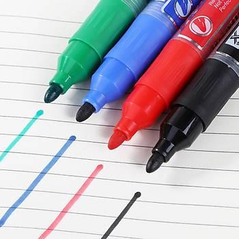 12 Adet, Beyaz Tahta Kalemi, Kartuþlu Kalem, Renk Seçenekli Board Marker