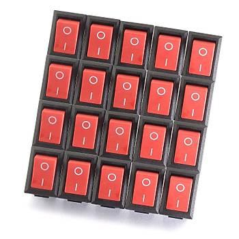 20 Adet, Devre Anahtarý, Güç Anahtarý, Aç Kapa Anahtar, Deney Seti, Mini Anahtar, On Of Switch