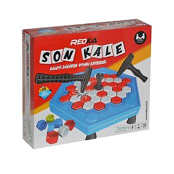Redka, Son Kale, Denge Oyunu, Buz Tuzaðý Oyunu, Buz Kýrma Oyunu, Konsantrasyon