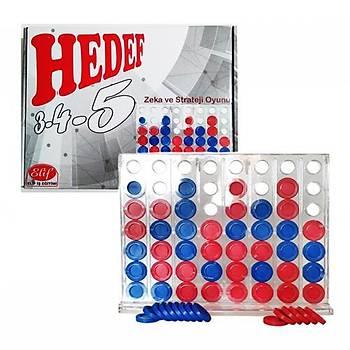 Hedef 5, Bingo Oyunu, Zeka ve Strateji Oyunu, Dikkat ve Akýl Oyunu, Dikkat 5, Hedef 3-4-5