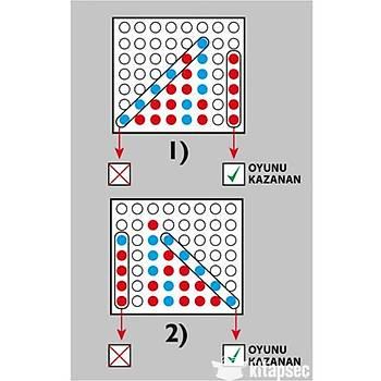Redka, Hedef 5, Akýl Oyunu, Zeka Oyunu, Strateji, Eðitici Oyun