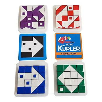 Redka, Renkli Küpler, Q-Bitz, Sihirli Küpler, Qbitz, Zeka Oyunu, Qbig, Eðitici Oyunlar