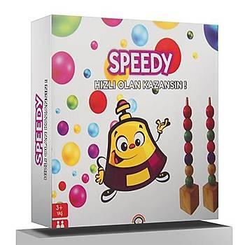Speedy, Boncuk Dizme Oyunu, Ýp ve Çubuk Kartlý, Zilli, Zeka Oyunu