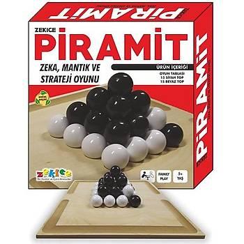 Zekice, Piramit Oyunu, Zeka Mantýk ve Strateji Oyunu, Görsel Algý, Taktik Oyunu