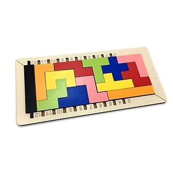 Ahþap Beþli Blok, Penta Blok, Ahþap Tetris, Zeka Oyunu