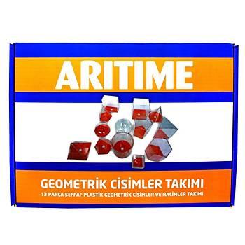 Arýtýme, Geometrik Cisimler Takýmý, 13 Parça, Geometrik Þekiller, Matematik Materyali