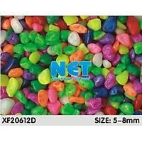 Renkli XF20612D Akvaryum Kumu 5-8 MM 1 KG