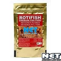 Rotifish Artemia Flake Artemia Pul Yem 15 gr. Kurdu Orjinal Kutusunda