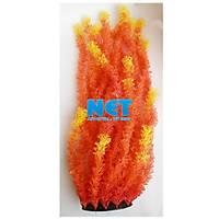 Xiongfa Plastik Akvaryum Dekoru Bitki 65 cm