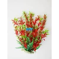 Xiongfa Plastik Bitki Akvaryum Dekoru 25 CM