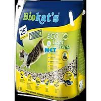 Biokat's Pelet Kedi Kumu Eco Light Extra 5lt  Aktif Karbonlu 2,9 kg