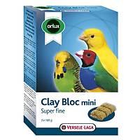 Versele Laga Orlux Clay Blok Mini 3x180 Gr  Skt:10/2021
