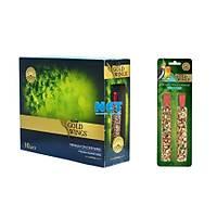 Gold Wings Premium Paraket 2'li Kraker Meyveli