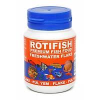 Rotifish Freshwater Flake 100 ml.Skt:04/2020