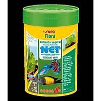 Sera Flora 100 ml 22 gr Skt: 01/2023 Orjinal Kutu Ürün Bitkisel Pul Balýk Yemi