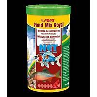 Sera Pond Mix Royal 1000 ML. Skt: 09/2023 Orjinal Kutusunda Japon Balýðý Yemi 185 gr.