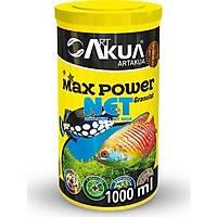 ArtAkua Max Power Granulat 1000 ml 400 gr Skt:03/2023 Orjinal kutusunda