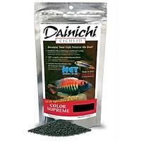 Dainichi Cichlid Color Supreme Small 3 mm 100 gr Orjinal Kovadan Bölme Balýk Yemi