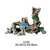 KÝNG AKSESUAR 25.5 X 12.5X 18 cm Akvaryum Dekoru