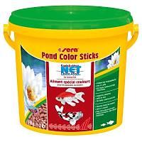 Sera Pond Color Sticks 100 GR Kovadan Bölme  Skt :01/ 2023 Japon Koi balýðý yemi