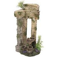 Akvaryum Dekoru Roma Sütunu 13x11x24,5 Ölçülerinde
