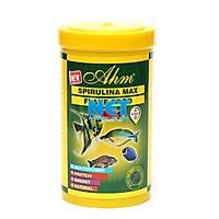 Ahm Spirulina Max Flake Food 1000 ml