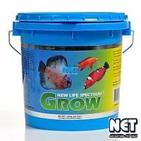 New life Spectrum Grow Fish Formula 250 gr 0.5 mm ( Son Kull.Tar: 2020 ) Granül 0.5 mm Orjinal Kovadan Bölme Akvaryum Yavru Balýk Yemi