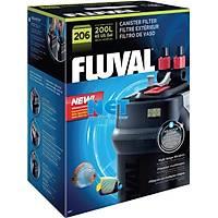 Fluval 206  Dýþ Filtre 780 LT-Saat 200  LT Akvaryum için