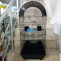 Qh Pet Papaðan Kafesi 36x41x80h