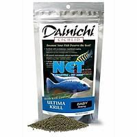Dainichi Cichlid Ultima Krill Baby 100 gr. 1 mm Kovadan Bölme Balýk Yemi  ( Son Kull.Tar: 01/2020)