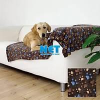 Trixie köpek battaniyesi 150x100cm Koyu Kahve