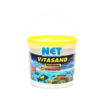 Vitasand Pro-01 20 Kg 2mm Kalsiyum Karbonatlı Kum