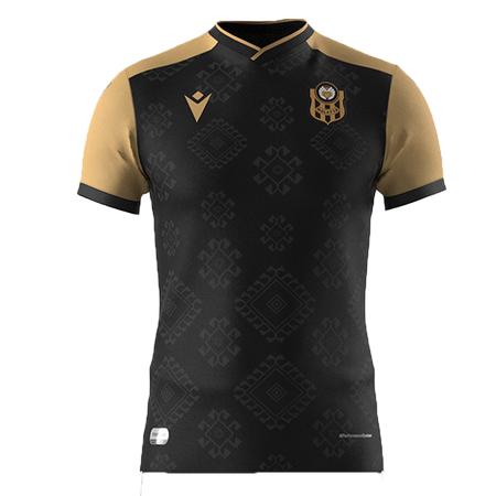 2021 - 2022 sezonu Siyah maç formasý
