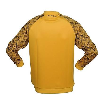Macron Travel Jacket Sarı