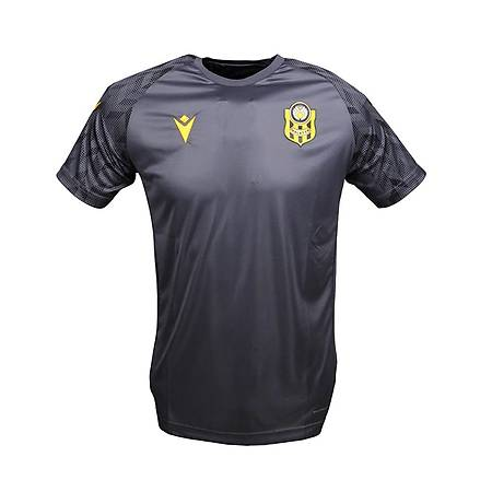 Macron Training T-shirt Gri