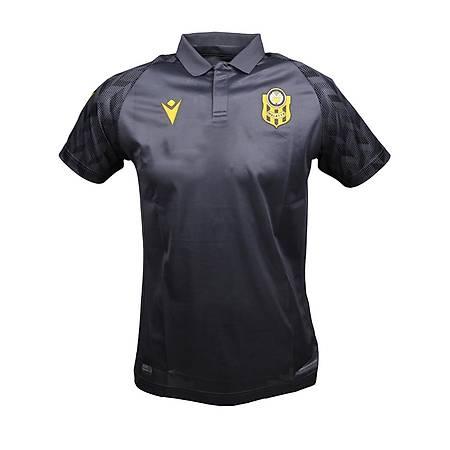 Macron Travel Polo T-shirt Gri