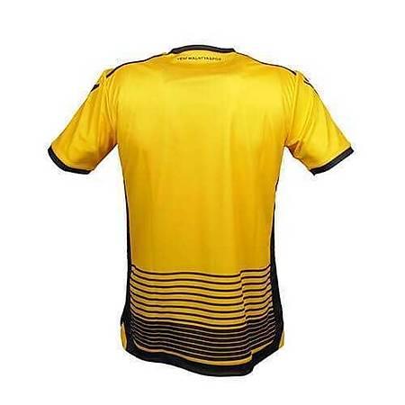 Sarı-Siyah Maç Forması (20 TL Baskı Ücreti)