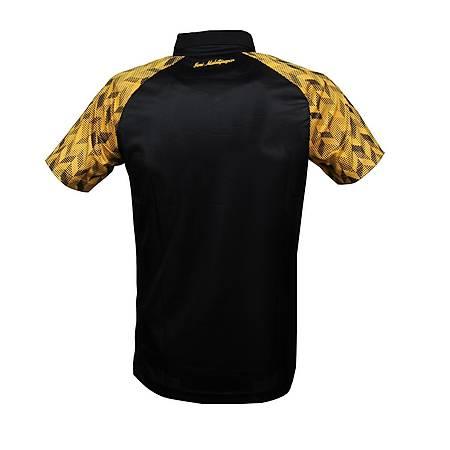 Macron Travel Polo T-shirt Siyah