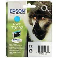 Epson T0892 C13T08924020 Mavi Orjinal Kartuþ