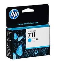 HP 711 CZ134A 3'lü Paket Mavi Orjinal Kartuþ - T120-T520