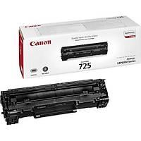 Canon CRG-725 Siyah Orjinal Toner - LBP-6000/6020/6030/MF-3010