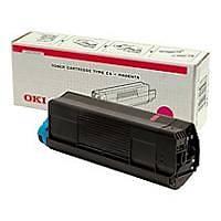 Oký 42804506 Kýrmýzý Orjinal Toner - Oký C5200 / C5400