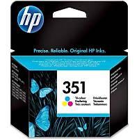 HP 351 CB337EE Renkli Orjinal Kartuþ - D4260-C4280-C4480-C4275