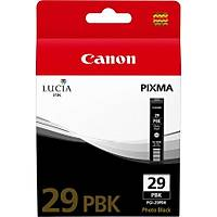 Canon PGI-29PBK Foto Siyah Orjinal Kartuþ - Canon Pixma Pro 1