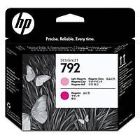 HP 792 CN704A Açýk Kýrmýzý - Kýrmýzý Baský Kafasý - L26500-L28500