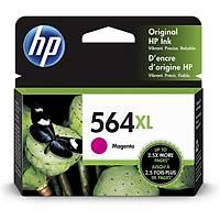 HP 564XL CB324WN Kýrmýzý Orjinal Kartuþ - 3520-4620-4622-6510